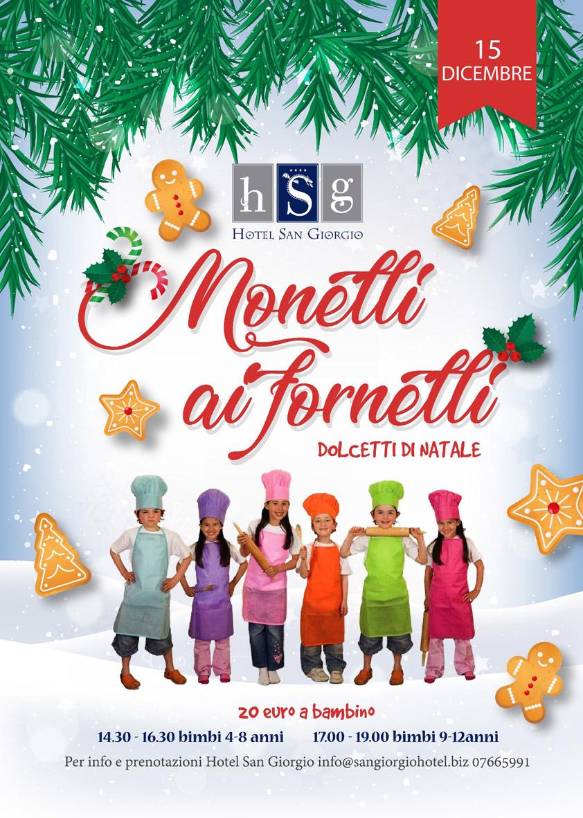Monelli Fornelli - Hotel San Giorgio