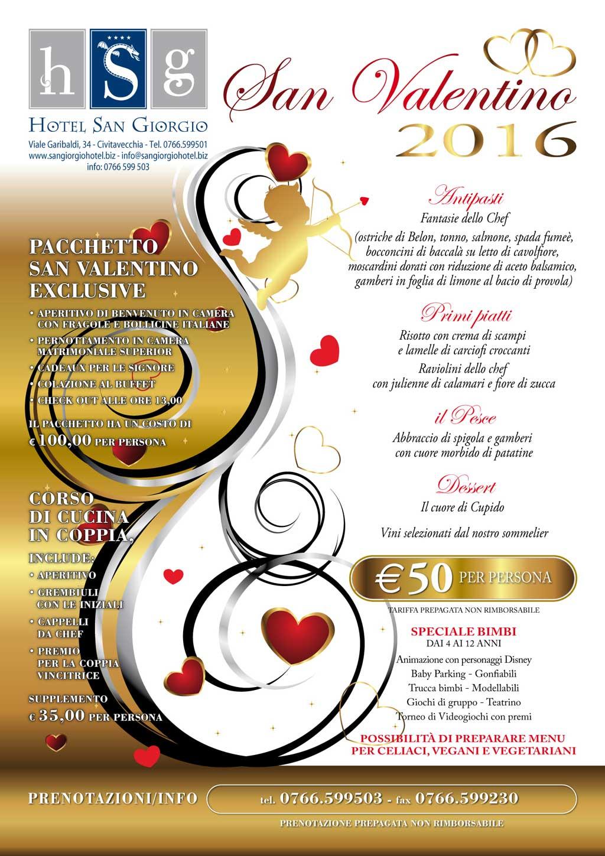 San Valentino 2016 - Hotel San Giorgio